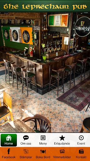 The Leprechaun Pub