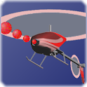 Indoor Heli Fight 3D Free icon