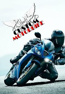 Custom Motorbike - screenshot thumbnail