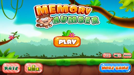 Memory Number