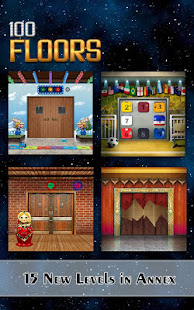 Screenshots of 100 Floors™ - Can You Escape? for iPhone