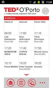 TEDx O'Porto- screenshot thumbnail