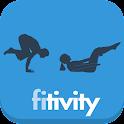 Yoga & Pilates Conditioning icon