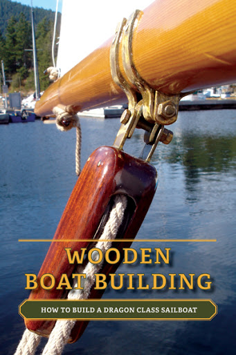 Wooden Boat Building cover