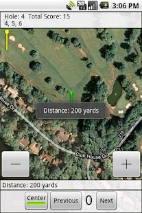 SimpleGolfGps- screenshot thumbnail