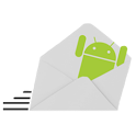 Droid easy email sender icon