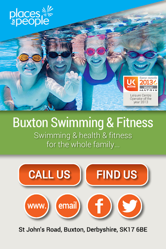 Buxton Swimming Fitness