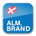 Alm. Brand Mobilbank logo