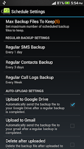 Super Backup : SMS & Contacts v1.8.05
