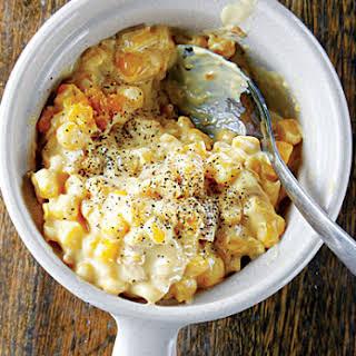 Cheesy Corn Casserole.