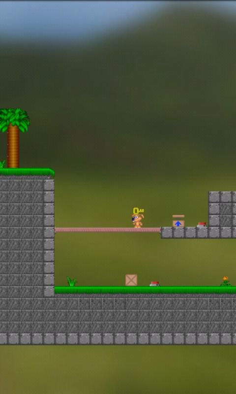 Box Fox Lite:Puzzle Platformer - screenshot