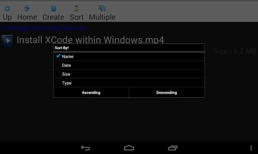 Smart File Browser