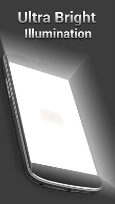 Tiny Flashlight + LED - screenshot