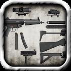 Submachine Gun Builder icon