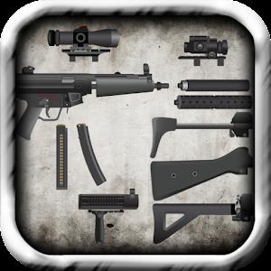 Submachine Gun Builder for PC and MAC