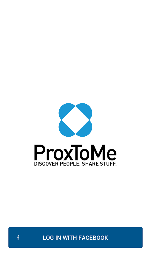 ProxToMe - Chat & Share - screenshot