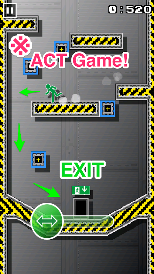 EXIT MAN- screenshot