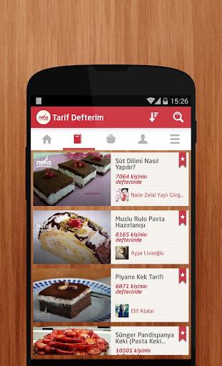 Nefis Yemek Tarifleri  screenshots 4