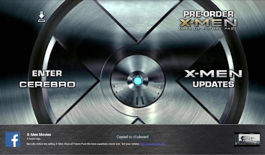 X-Men Movies Cerebro