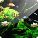 Aquarium 3D icon