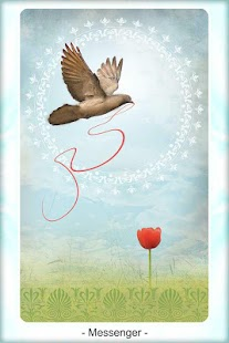 Vibrational Energy Oracle Deck- screenshot thumbnail