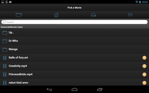 VLC Streamer Free 2.42 (3156) screenshots 13