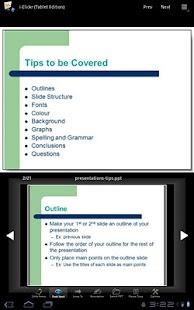 i-Clickr (Tablet Edition)- screenshot thumbnail