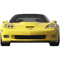 Chevrolet Corvette ZR1 widget logo