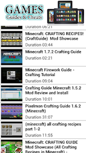 Crafting Guides | FREE Android app market