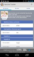 Screenshot of Kids' Wellness Tracker
