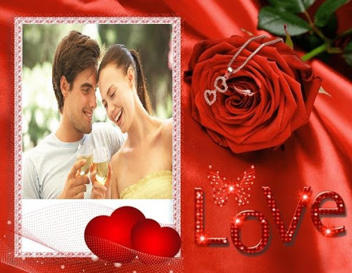 Romantic Love Wallpaper Frames