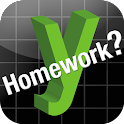 y Homework - Math Solver icon