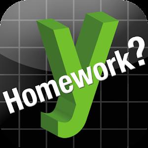 Fake math homework