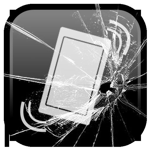 搖動!破裂螢幕動態桌布 娛樂 App LOGO-APP試玩
