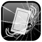 Shake! Cracked Screen Live WP icon