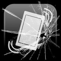 Shake! Cracked Screen Live WP 1.1.0