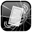 Shake! Cracked Screen Live WP 1.0.9 APK for Android