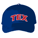 Baseball Pocket Sked - Rangers icon