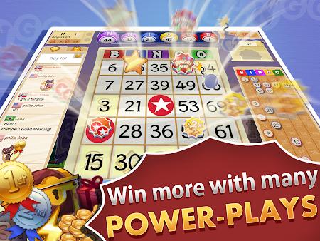 BINGO Club -FREE Holiday Bingo 2.5.5 screenshot 367305