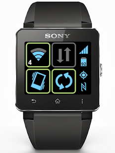Toggles for SmartWatch- screenshot thumbnail