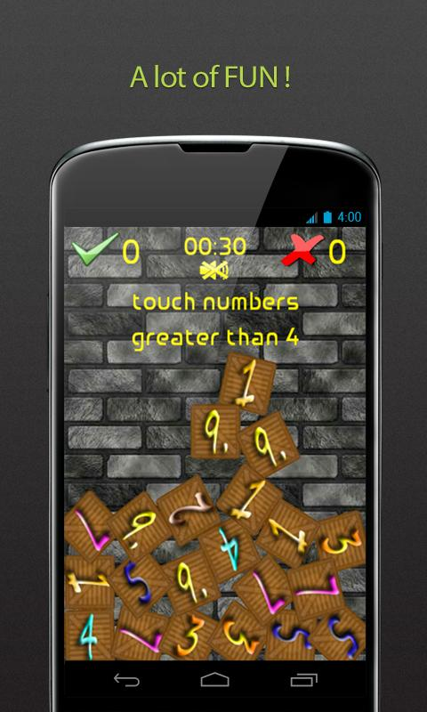 Brain Trainer Special Pro - screenshot