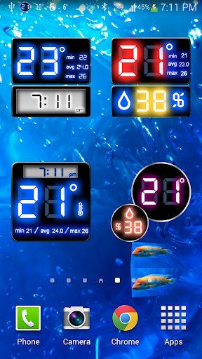 S4 Thermometer Digital