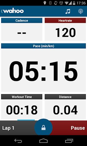 Wahoo Fitness: Workout Tracker  screenshots 2