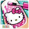Hello Kitty salone per unghie