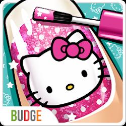 Salon Kuku Hello Kitty