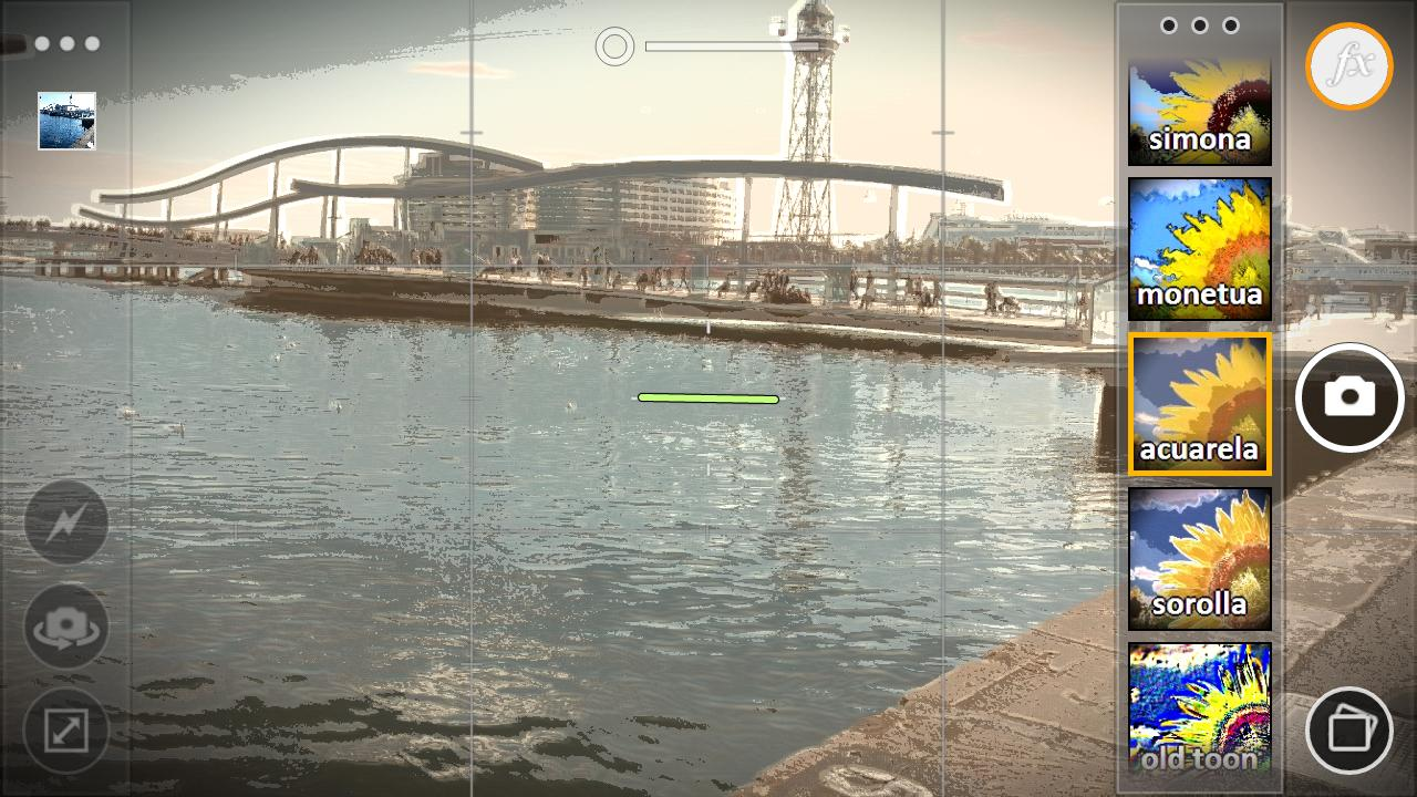 Cameringo Demo. Effects Camera - screenshot