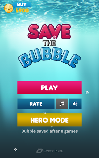 Save the Bubble - Casual Games