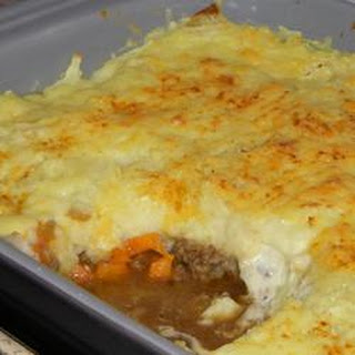 Proper English Cottage Pie
