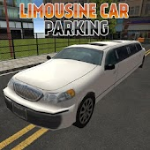Limousine City Parking 3D two