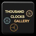 Thousand Clock Widgets icon